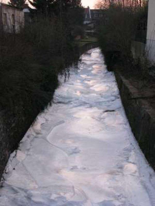 herrngraben zugefroren